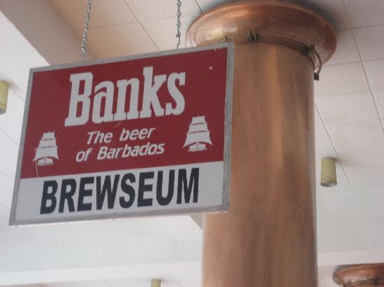 Saint Michael Parish, Barbados: Banks Brewseum