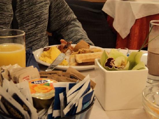 Best Western Hotel Spring House: Breakfast in restaurant