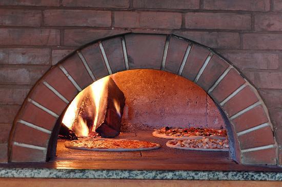 Ilforno Pizzeria: 3 in oven