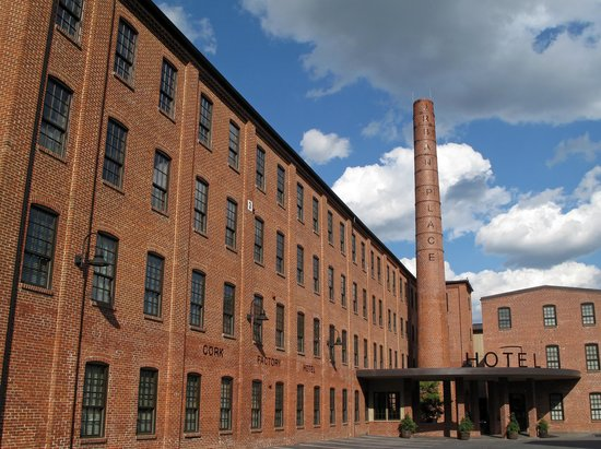 Photo of Cork Factory Hotel Lancaster