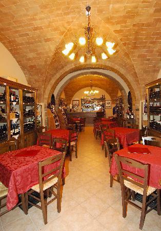 Casino di Terra, İtalya: restaurant