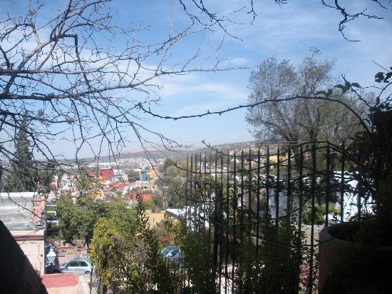 Las Terrazas San Miguel: Part of my view
