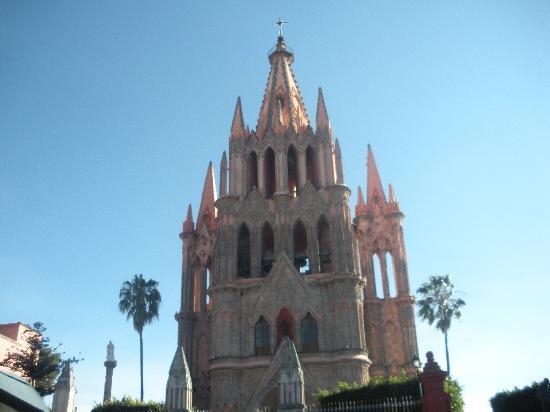 Las Terrazas San Miguel : Lovely San Miguel