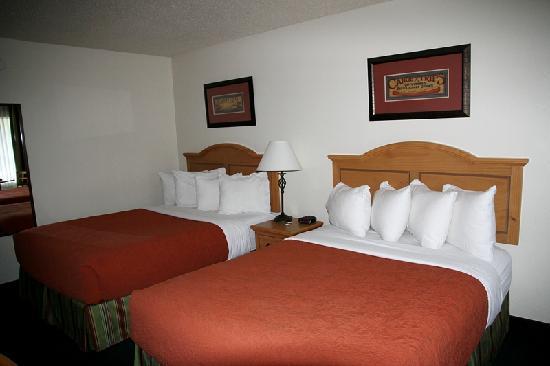 Cimarron Inn Klamath Falls : Unser Zimmer