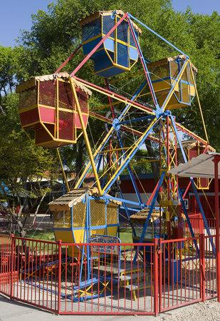 Kiddie Park: Ferris Wheel