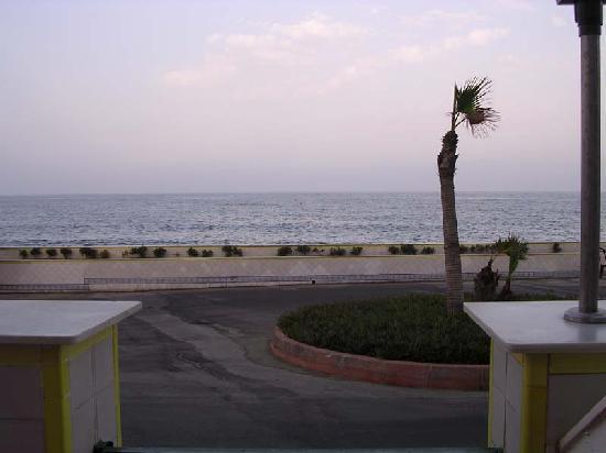 Vera Playa Club Hotel: vista habitacion