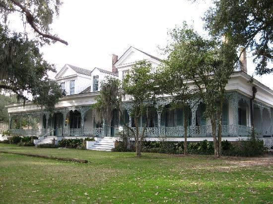 The Myrtles Plantation: The house
