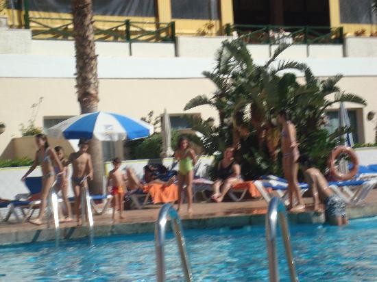 diverhotel Tenerife Spa & Garden: piscina