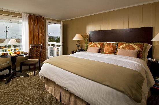 Foxberry Inn: King Size rooms