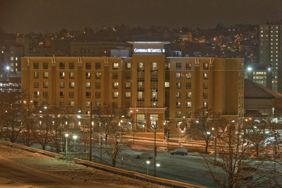 Photo of Cambria Suites at Consol Energy Center Pittsburgh