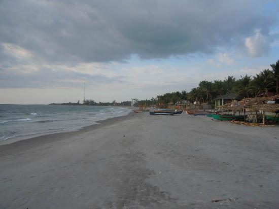 Palmera Garden Hotel and Resort : Beach