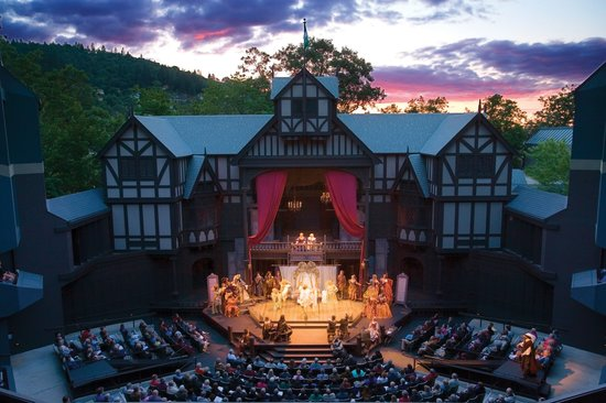 Ashland, Орегон: Oregon Shakespeare Festival