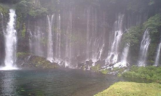 Shiraito Falls: 白糸の滝