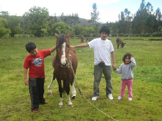 Hotel Campestre Hacienda Yanamarca: Un dia inolvidable