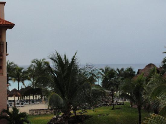 Sandos Playacar Beach Resort: view from 1334