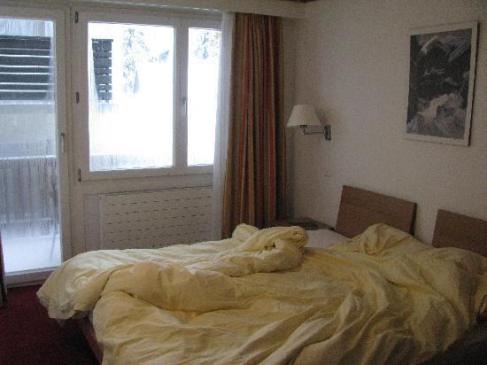Hotel Excelsior : comfy beds