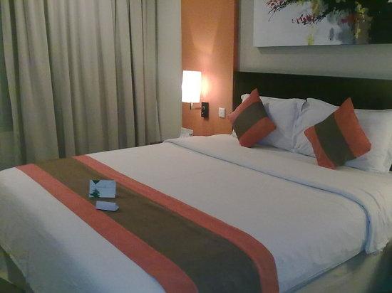 Hotel Horison Sagita Balikpapan: DBL bed ad Sagita