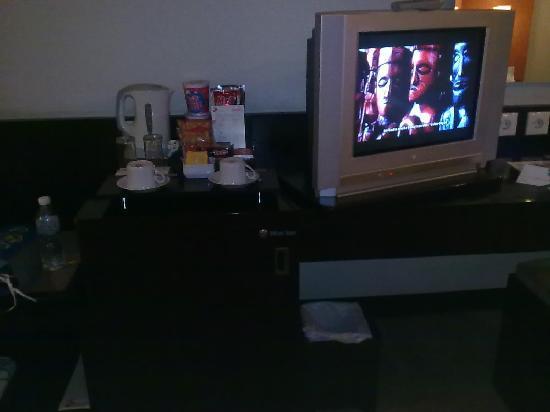Hotel Horison Sagita Balikpapan: Free Coffee and Tea