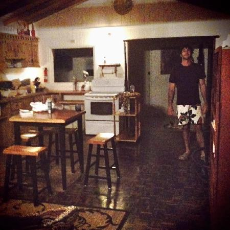 Villa Orleans: inside