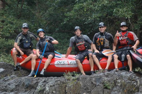 La Fortuna de San Carlos, Costa Rica: It's our high-quality guides that set us apart at Desafío!