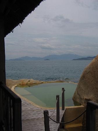 Six Senses Ninh Van Bay : pool villa
