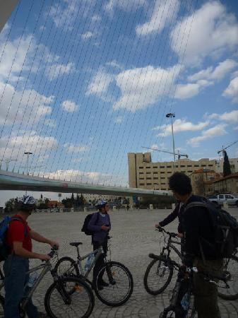 Bike Jerusalem Tours : Caltrava