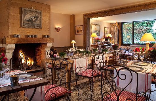 Auberge de la Source - Hôtel de Charme : Restaurant
