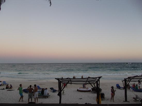Las Ranitas Eco-boutique Hotel: Sunset 3