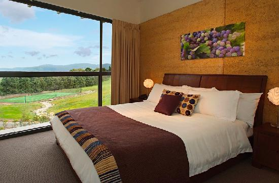 Balgownie Estate Vineyard Resort & Spa: Bedroom