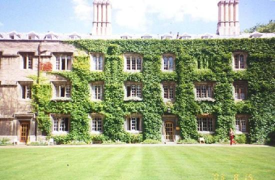 Exeter College: my former dormitory