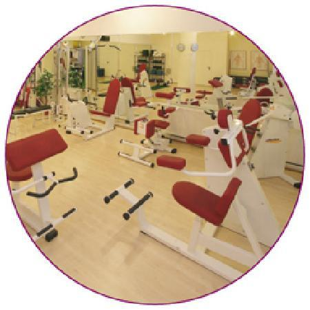 The Ascot Hotel Köln: Ascot Fitness & Health Club