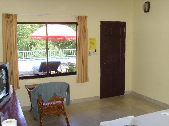 AQUA family Resort : good clean rooms