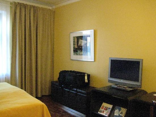 Solo Sokos Hotel Torni: Standard double - still spacious