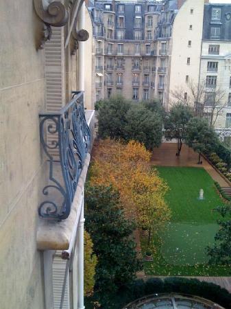 Ritz Paris: jardins