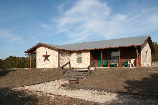 Rancho Cortez: Vue extérieur de la chambre