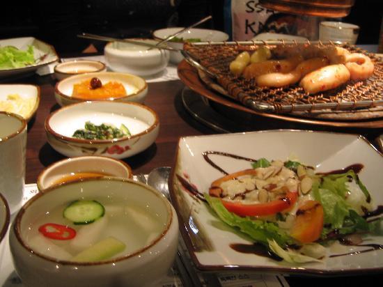 ソウル, 韓国, 焼肉