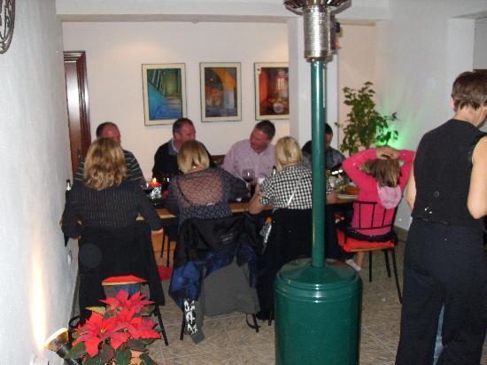 Hotel La Casa: party time xmas