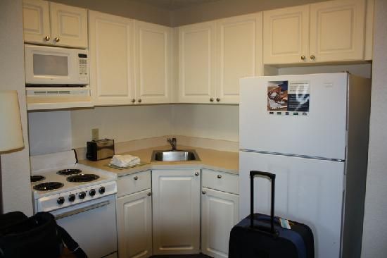 Extended Stay America - Orlando - Maitland - Pembrook Drive: Küche