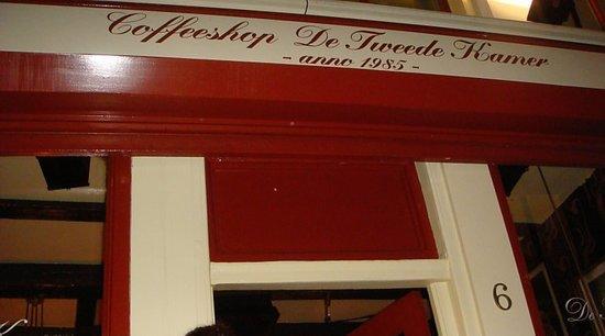 De Tweede Kamer Coffeeshop