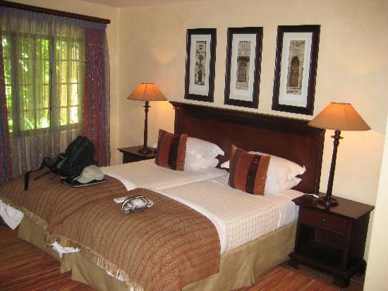 Palms Wilderness Retreat: Schöne Zimmer mit Wohlfühlatmosphäre