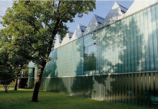 Kunstmuseum Winterthur Erweiterungsbau, 1995, von Gigon & Guyer