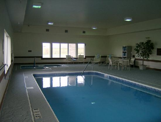 BEST WESTERN Wapakoneta Inn: Indoor Pool & Whirlpool