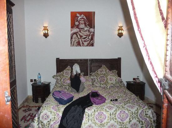 Riad Nasreen : Une chambre
