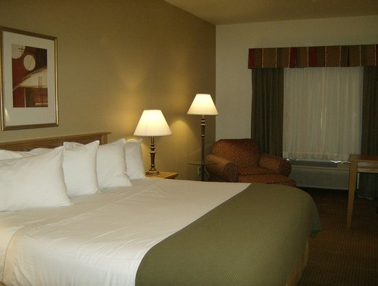 BEST WESTERN Wapakoneta Inn: King Room
