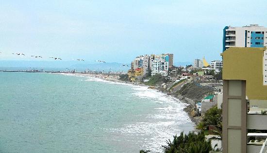 playa de Manta