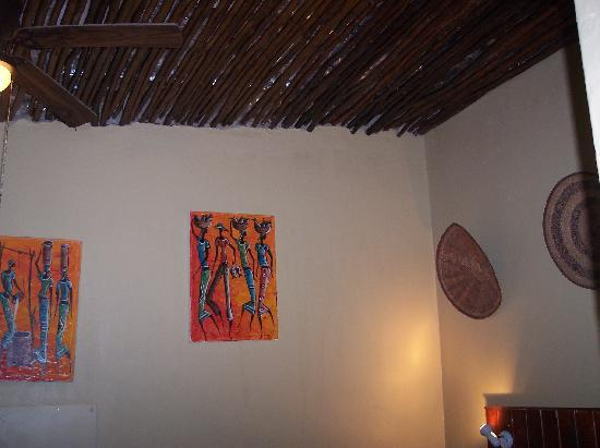 Pretoria Backpackers and Travellers Lodge: Annex room