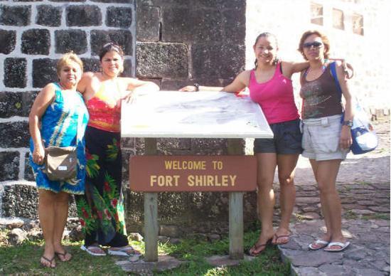 Eco Exotica Tour: Fortaleza Shirley