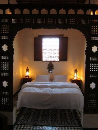 Dar Seffarine: our room