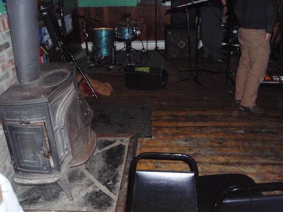 The Brewski: Wood Burning Stove