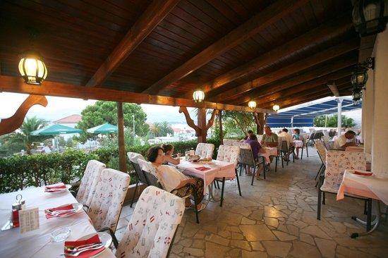 Villa Paula: Restaurant